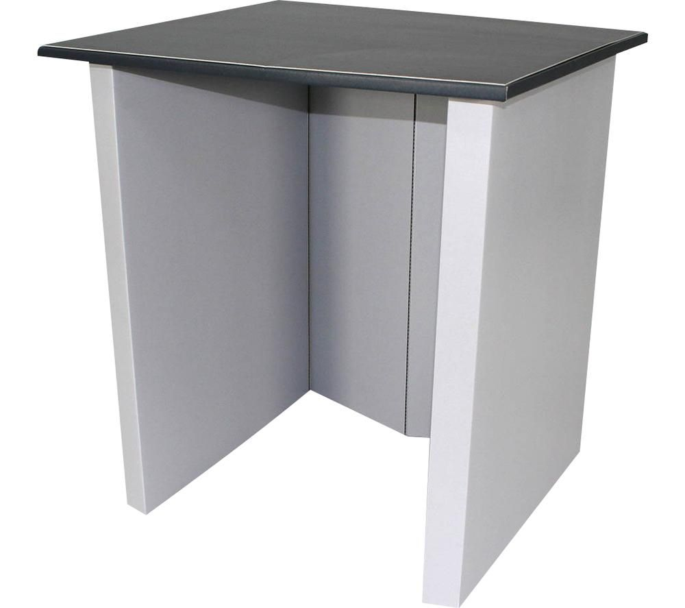 MEDWORX Work from Home Pack a Desk - Grey