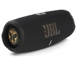 Charge 5 Portable Bluetooth Speaker - Black TML Edition