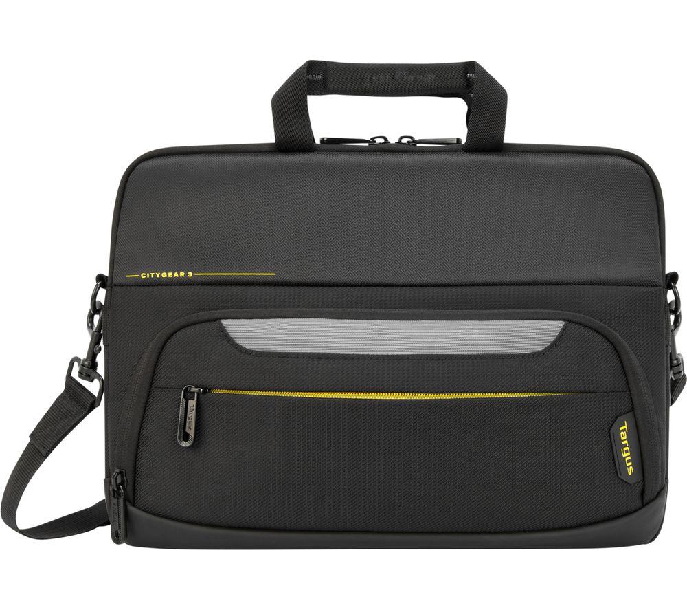 "Image of Targus CityGear Slim Topload Laptop Case - Notebook carrying case - 14"" - black"