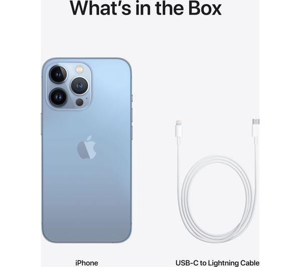 Apple iPhone 13 Pro - 1 TB, Sierra Blue 9