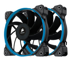 CORSAIR Air Series AF120 Quiet Edition 120 mm Case Fan - Twin Pack