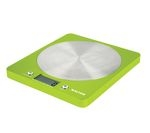 SALTER 1046 GNDR Colour Weigh Digital Kitchen Scales - Lime Green
