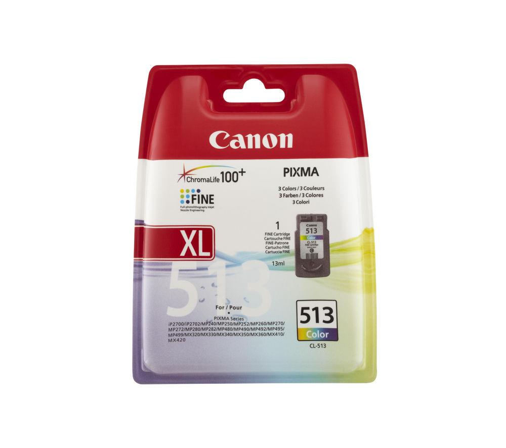 CANON CLI-513 Tri-colour Ink Cartridge