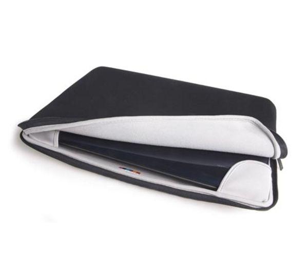 "TUCANO Second Skin Colore 13-14.1"" Laptop Sleeve - Black"