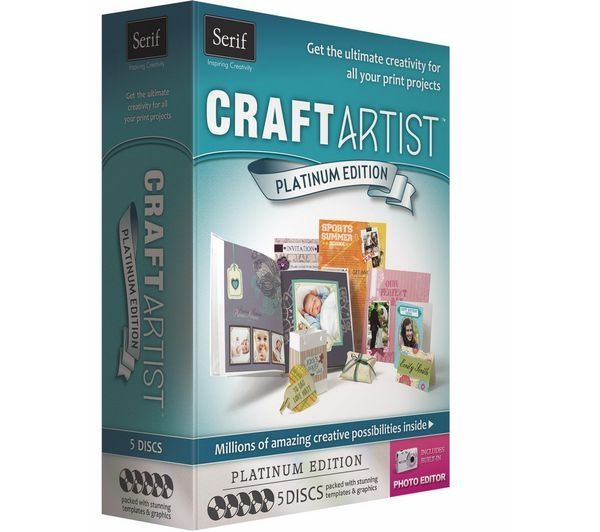 SERIF CraftArtist Platinum Edition