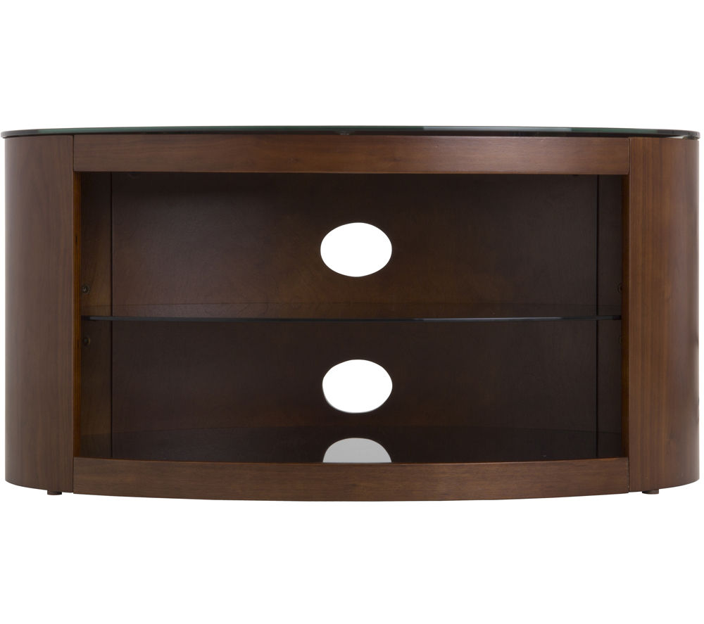 AVF Buckingham 800 mm TV Stand - Walnut