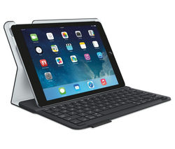 LOGITECH Type+ iPad Air 2 Folio Keyboard Case - Black