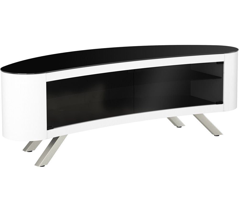 AVF Bay 1500 mm TV Stand - White