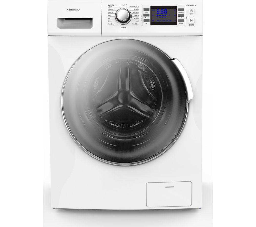 KENWOOD K714WM16 Washing Machine - White