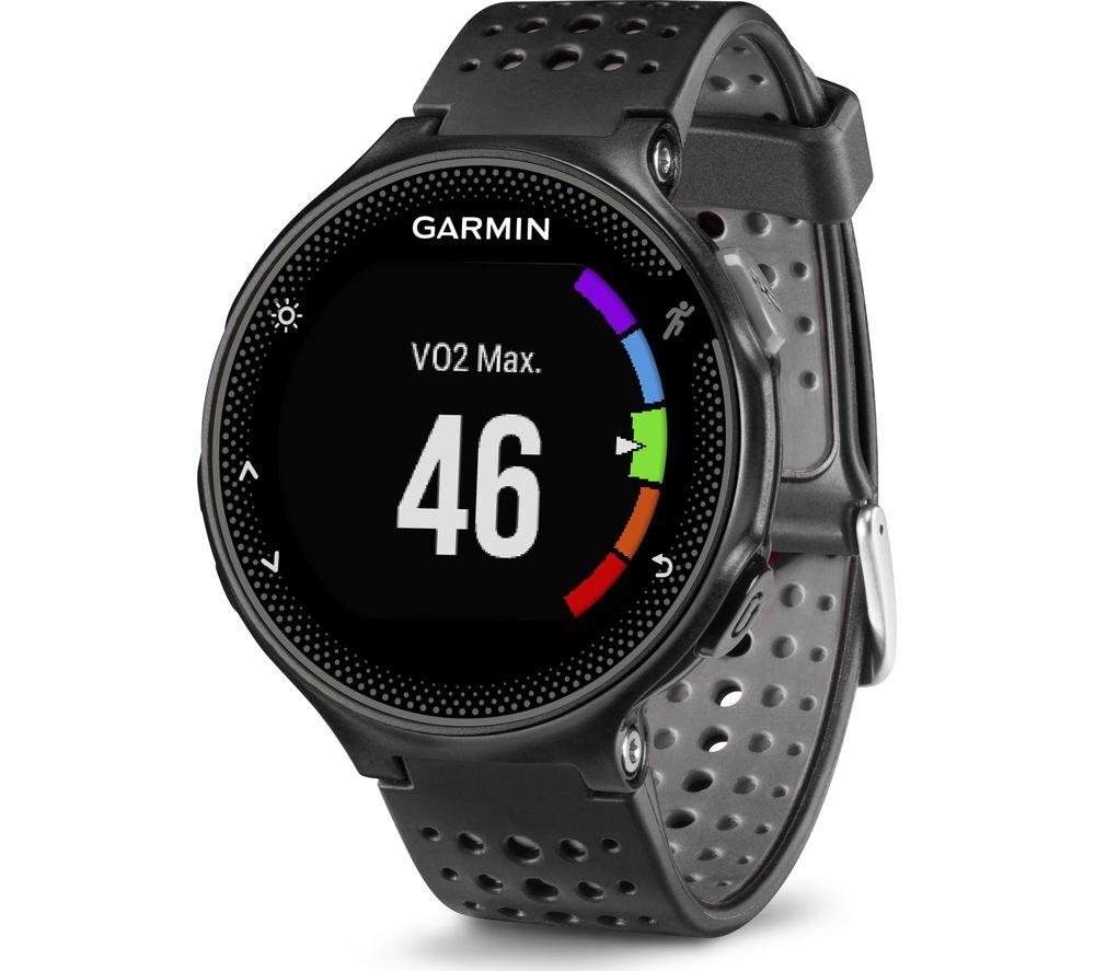GARMIN Forerunner 235 - Black & Grey