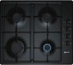 NEFF T26BR46S0 Gas Hob - Black