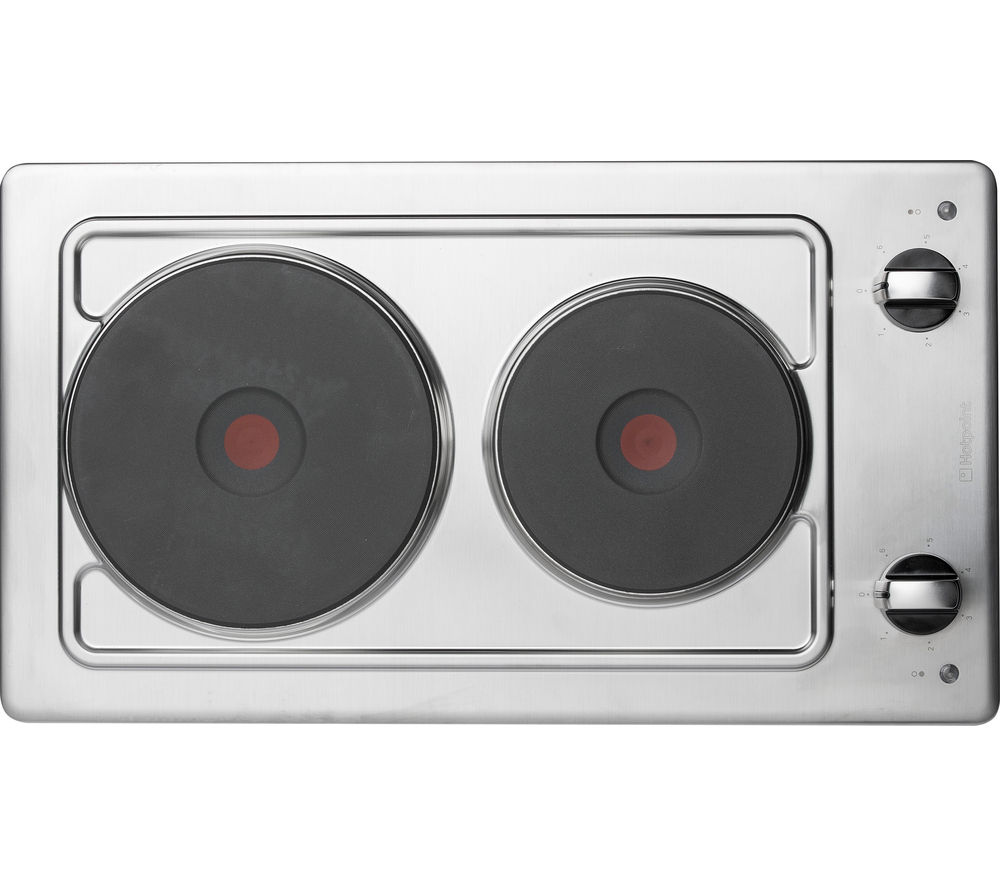 HOTPOINT First Edition E320SKIX Electric Ceramic Hob - Stainless Steel