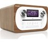 PURE Evoke C-D4 DAB+/FM Bluetooth Radio - Walnut
