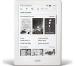 AMAZON Kindle Touch eReader 2016 - White