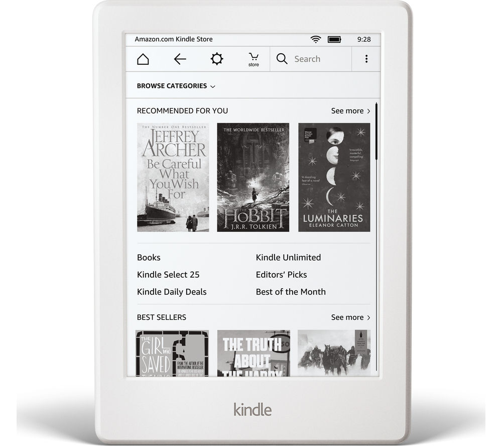 kindle kindle touch 6 ereader 2016 4 gb white deals pc world rh pcworld co uk Kindle Fire Tablet Kindle Fire HD