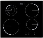 ZANUSSI ZEI6840FBA Electric Induction Hob - Black