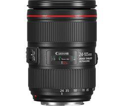EF 24-105 mm f/4 L II USM Standard Zoom Lens