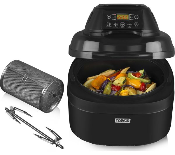 Black Small Kitchen Appliances And Gadgets