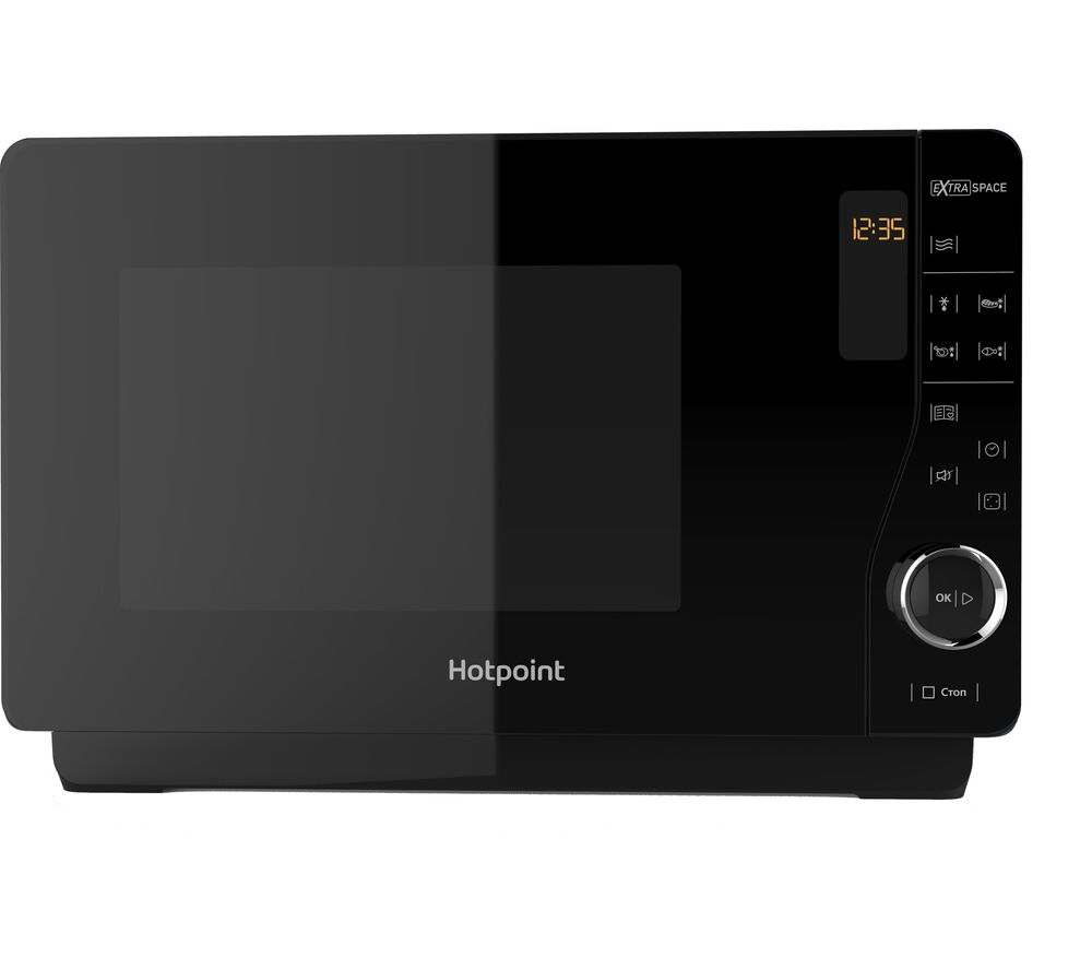 HOTPOINT MWH 2621 MB Solo Microwave - Black