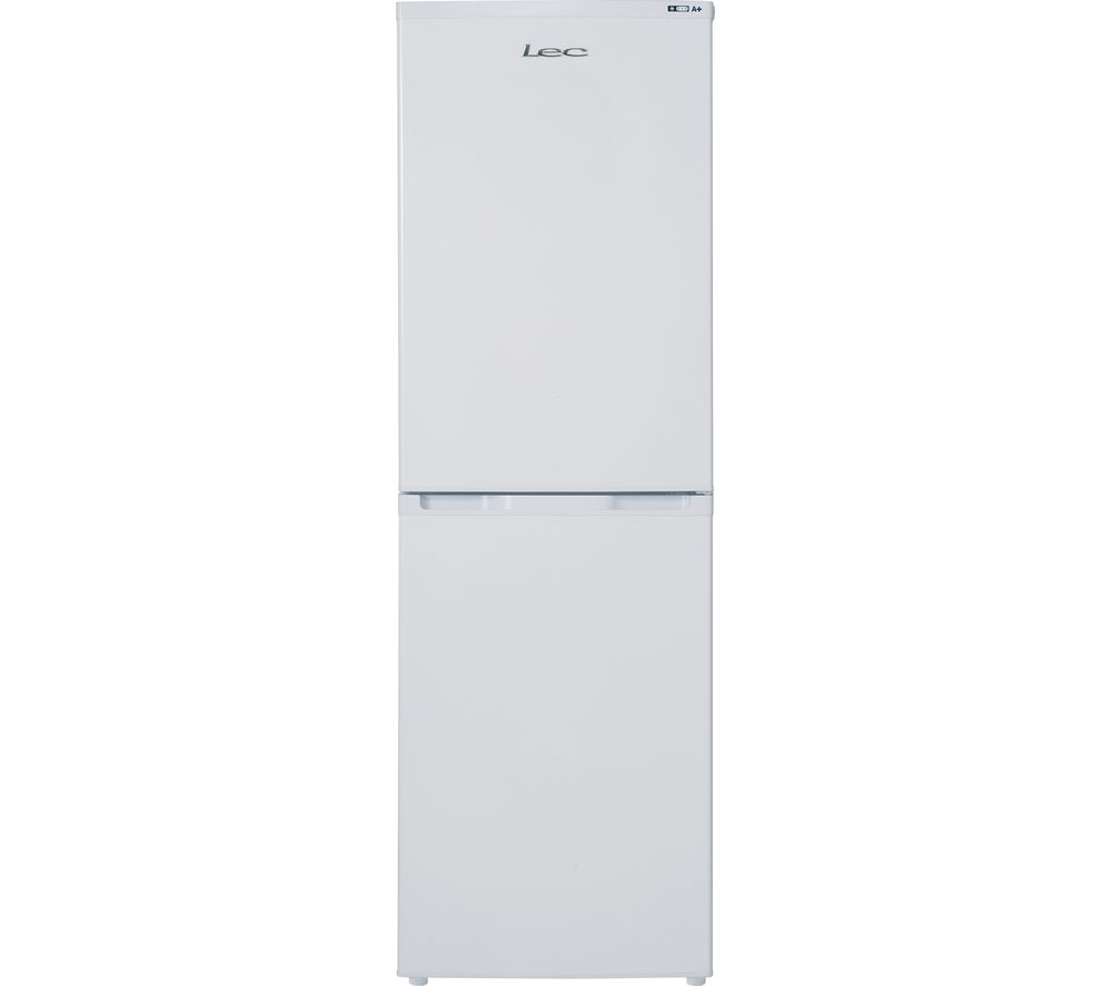 Compare retail prices of Lec TF5517W 50-50 Fridge Freezer to get the best deal online