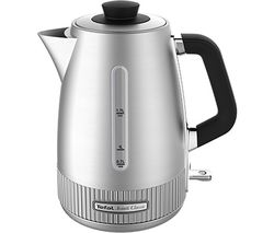 TEFAL Avanti Classic KI290840 Traditional Kettle - Stainless Steel