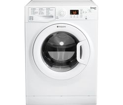 HOTPOINT WMFUG963PUK 9 kg 1600 Spin Washing Machine - White