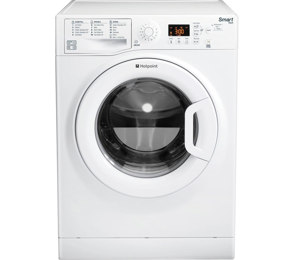 Buy HOTPOINT WMFUG963PUK 9 kg 1600 Spin Washing Machine ...
