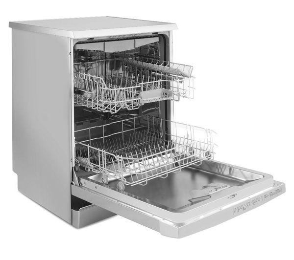 Buy Bosch Serie 2 Sms25ei00g Full Size Dishwasher Silver