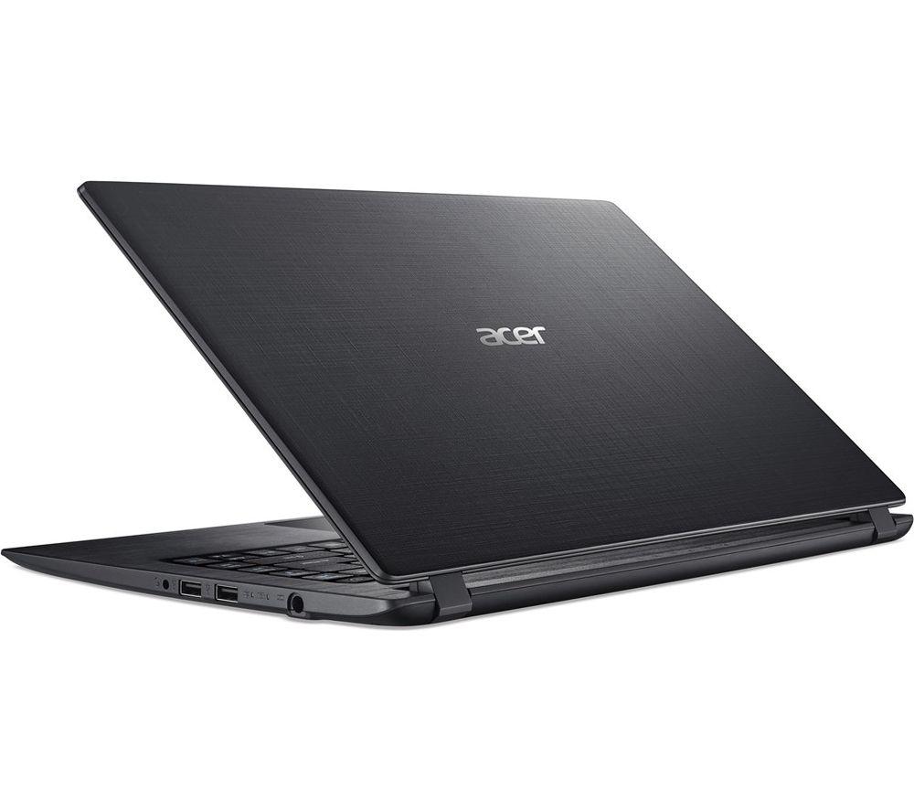 "ACER Aspire 1 A114-31 14"" Laptop - Black"