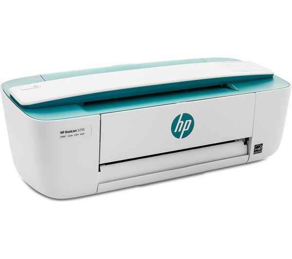 Hp Deskjet 3735 All In One Wireless Inkjet Printer Deals