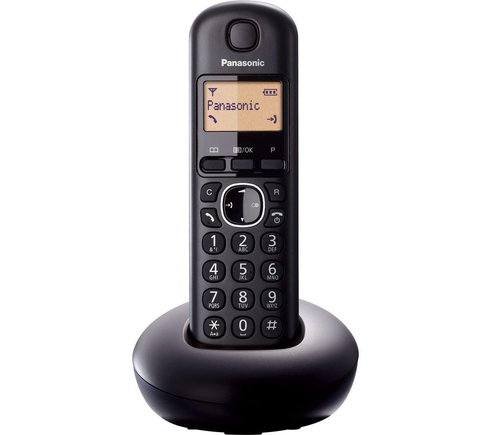 PANASONIC KX-TGB210EB Cordless Phone