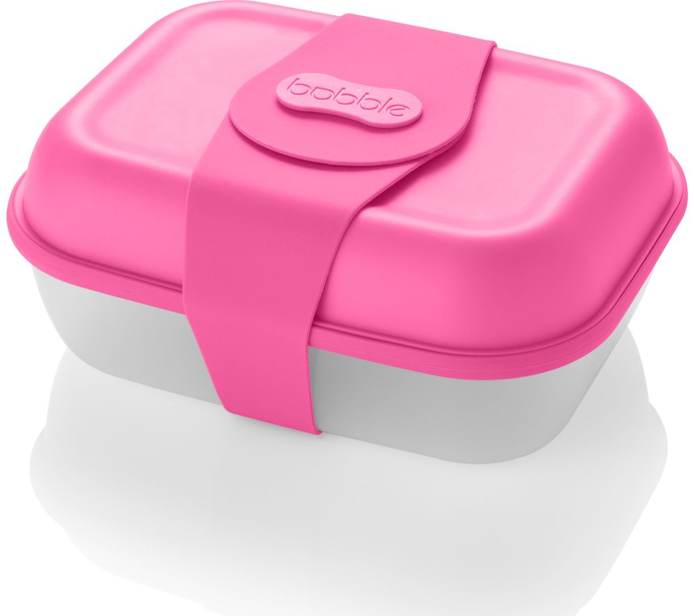 Compare prices for Bobble BOBBLEBox Rectangular 1.8-litre Lunch Box