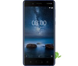 NOKIA 8 - 64 GB, Blue