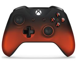 MICROSOFT Xbox Volcano Shadow Wireless Controller - Metallic Red