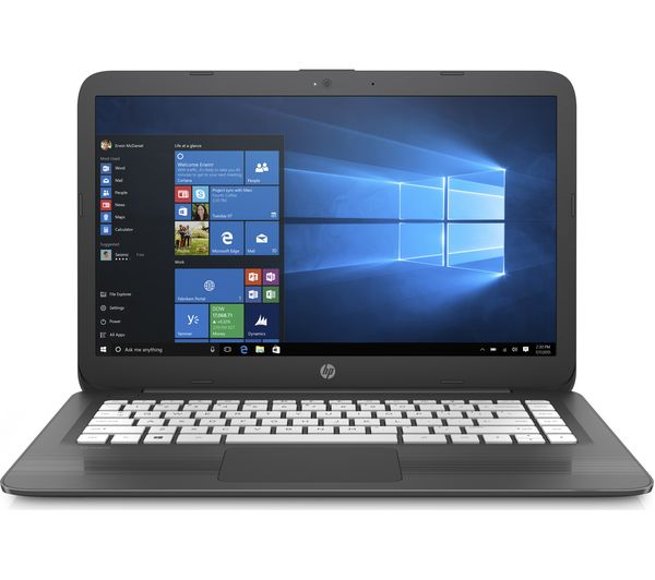 Buy Hp Stream 14 Ax055sa 14 Quot Laptop Grey Free Delivery