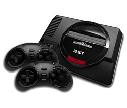 SEGA Mega Drive Flashback Mini HD Console with Wireless Controllers