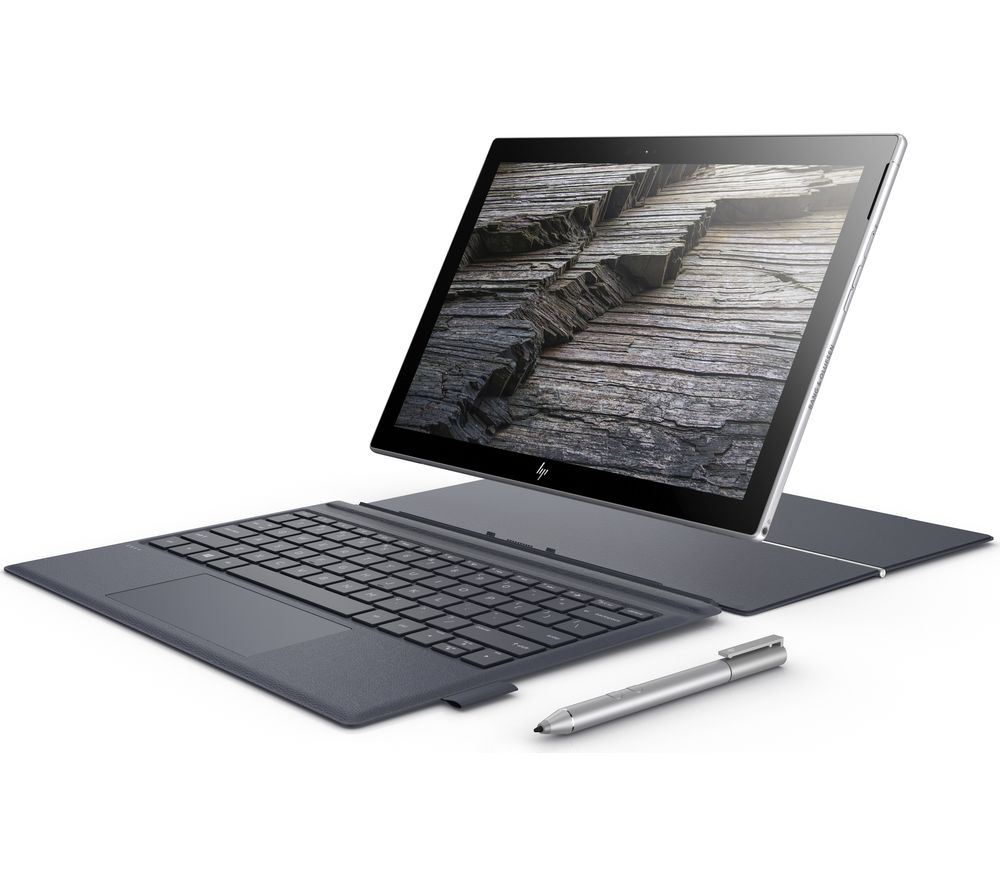 "HP ENVY x2 12.3"" 2 in 1 with 24 GB 4G Data, Silver"