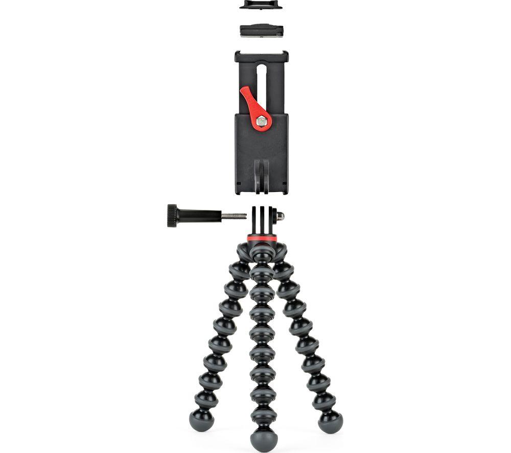 JOBY GripTight Action Kit Gorillapod - Black