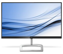 "PHILIPS 226E9QHAB Full HD 21.5"" LCD Monitor - Black & Silver"