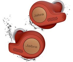 JABRA Elite 65t Wireless Bluetooth Headphones - Red Copper