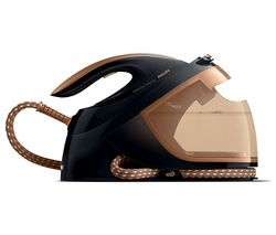 PHILIPS PerfectCare Performer GC8755/86 Steam Generator Iron - Black Copper Best Price, Cheapest Prices