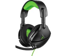 TURTLE BEACH Stealth 300 Gaming Headset - Black & Green