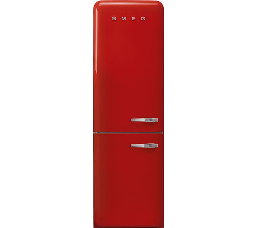 SMEG FAB32LRD3UK 60/40 Fridge Freezer - Red