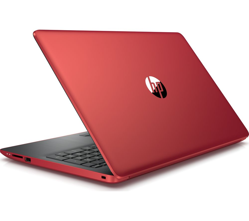 "HP 15-da0521sa 15.6"" Intel® Core™ i3 Laptop - 1 TB HDD, Red"