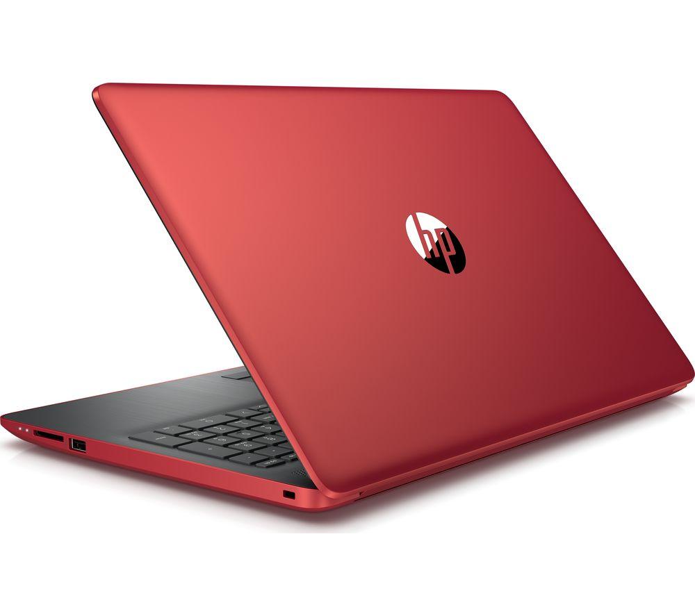 "HP 15-da0521sa 15.6"" Intel® Core™ i3 Laptop - 1 TB HDD, Red"