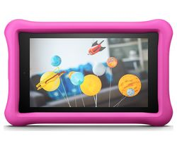 AMAZON Fire HD 8 Kid-Proof Case - Pink