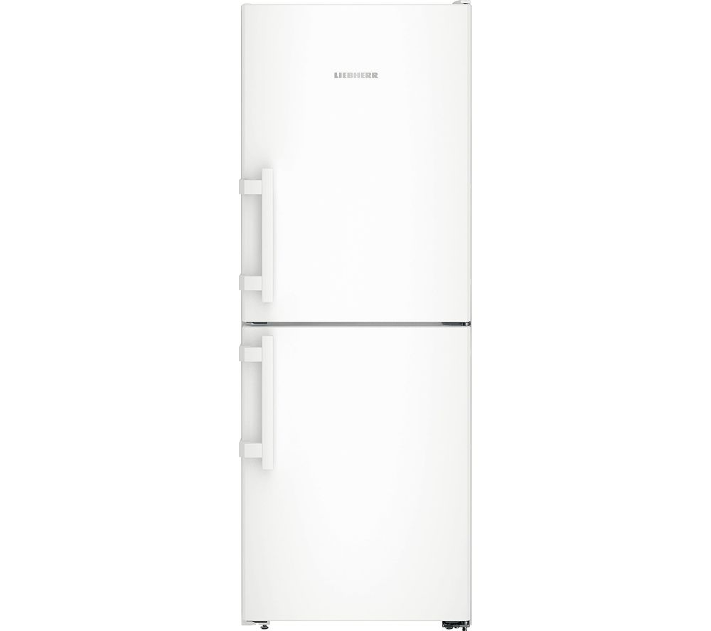 LIEBHERR CN3115 50/50 Fridge Freezer - White, White