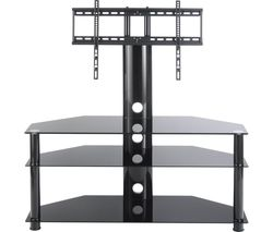 TTAP Classik TVS1009 1100 mm TV Stand with Bracket – Black