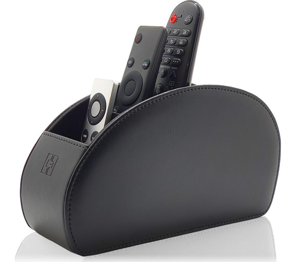 Image of CONNECTED ESSENTIALS CEG-10 Remote Control Holder - Black, Black