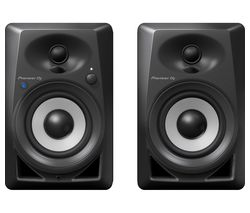 DM-40BT 2.0 Bluetooth DJ Monitor Speakers - Black